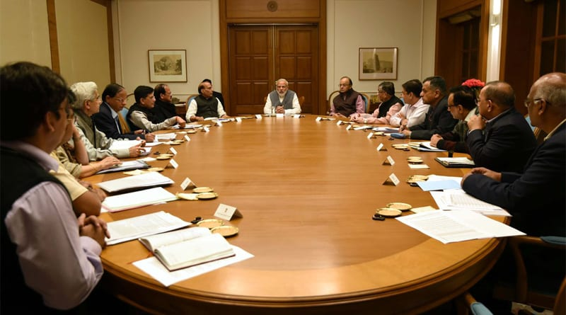 PM Narendra Modi holds late-night meeting with senior ministers on demonetisation
