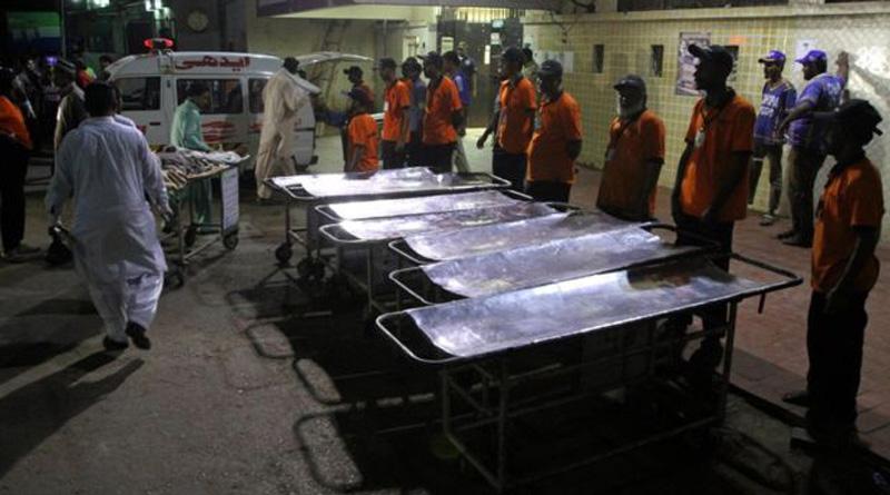 Pakistan Shah Noorani shrine bomb kills 52