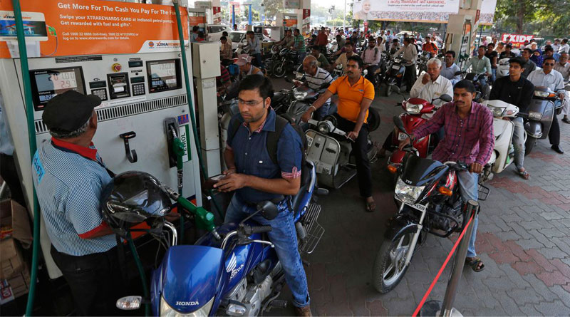 Petrol and Diesel  prices cut in last day of year
