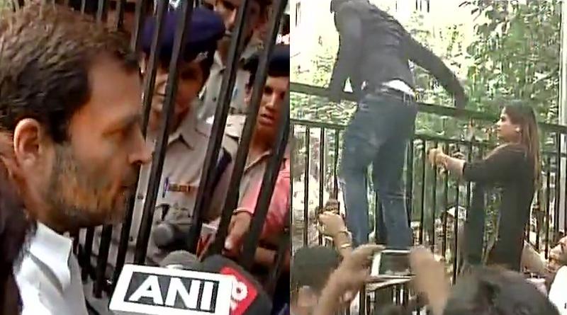 Rahul Gandhi, Manish Sisodia Detained Amid Politics Over Army Veteran's Death