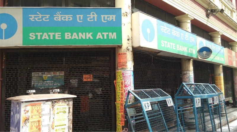 SBI halves daily ATM cash withdrawal limit to Rs 20,000