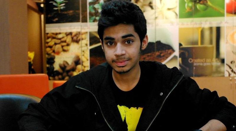 He is the youngest ethical cyber security experts in India