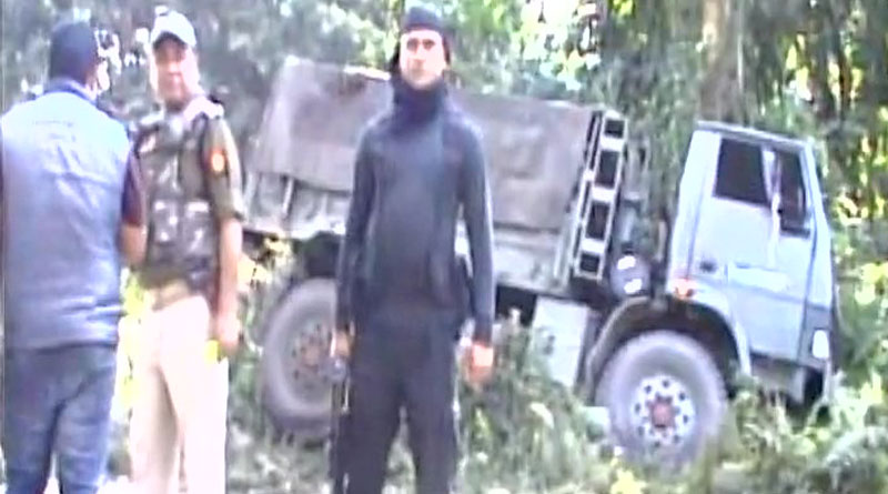 Three soldiers killed in IED explosion in Assam