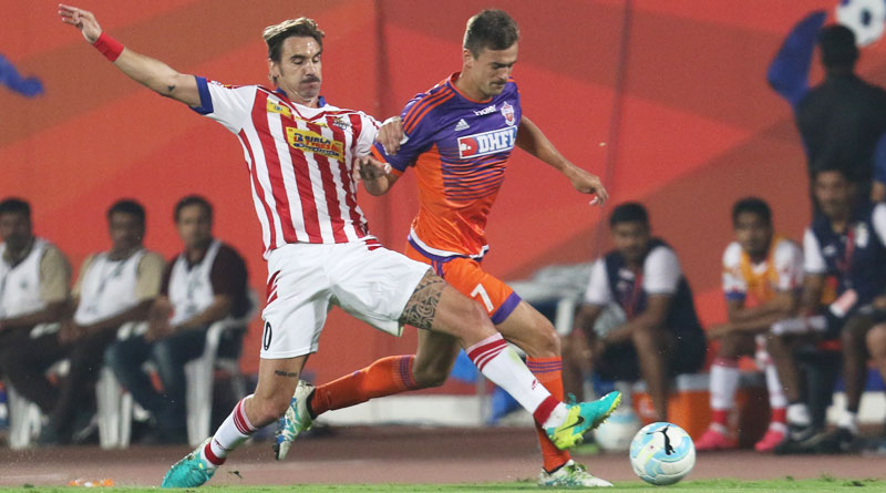 Pune FC beat ATK by 2-1 in ISL 3