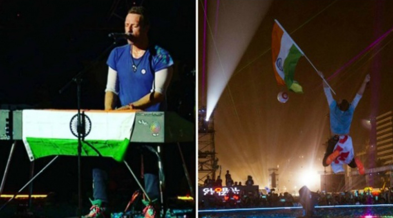 Coldplay Singer Chris Martin Has Insulted Indian Flag, Claims NCP's Nawab Malik