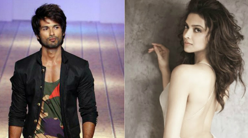 Problem Arises, Deepika Padukone Is Too Tall As A Wife For Shahid Kapoor