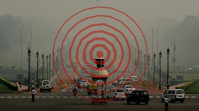 4.4 magnitude earthquake felt in Delhi