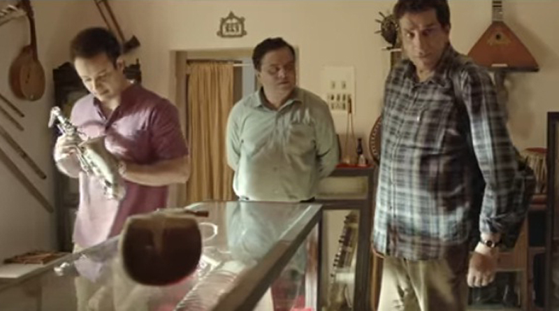 Feluda Is Back, Watch The First Teaser Of Double Feluda