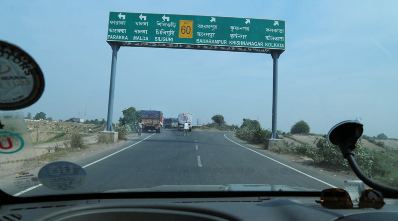 10 New Toll Tax Plaza To Built On Kolkata-Siliguri Highway