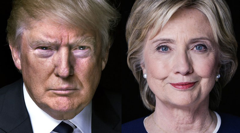 US Election countdown: Donald Trump vs Hillary Clinton - the race to the White House