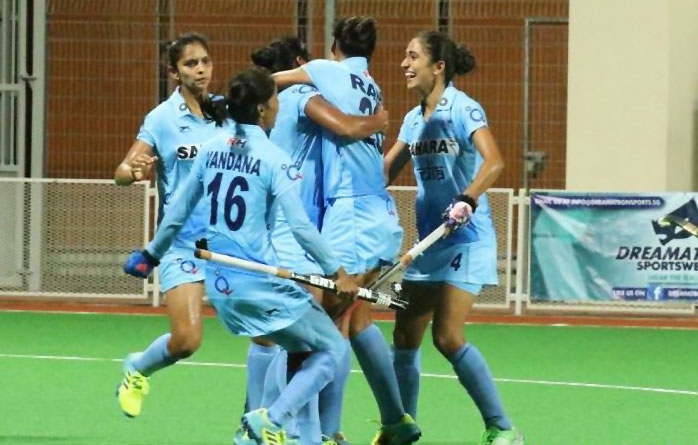 Indias women's team beat China to clinch Asian Champions Trophy 2016