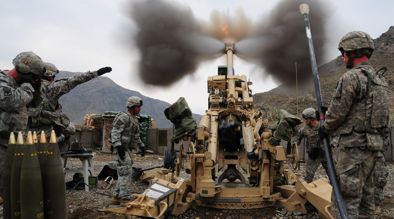 Bofors ghost finally buried, 155mm howitzers coming