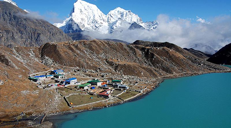 Nepal Drains Dangerous Imja Tsho Glacial Lake Near Mount Everest