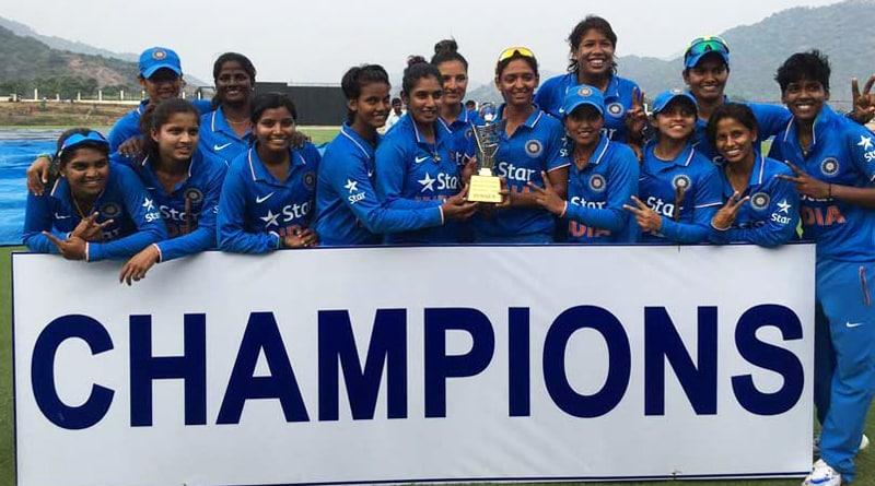 Indian Women Cricket team Whitewashed WI Women