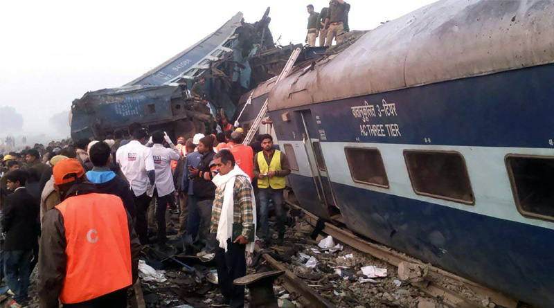 Indore-Patna Express: Rescue operations at the accident site are now over