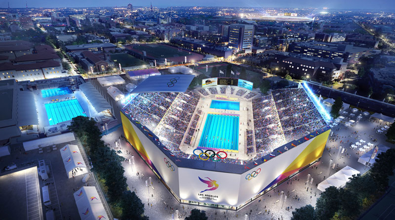 Donald Trump backs for Los Angeles' 2024 Olympic Bid, says Mayor