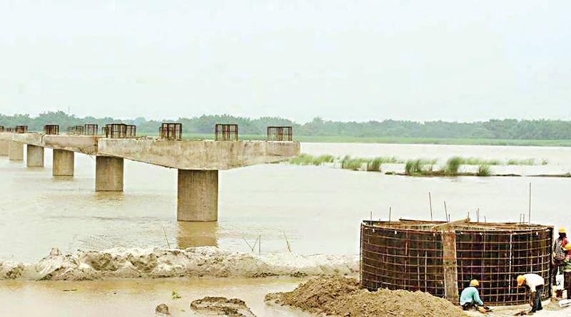 A Bridge On River Fulahar At Nakkatti Will Connect Malda And Bihar