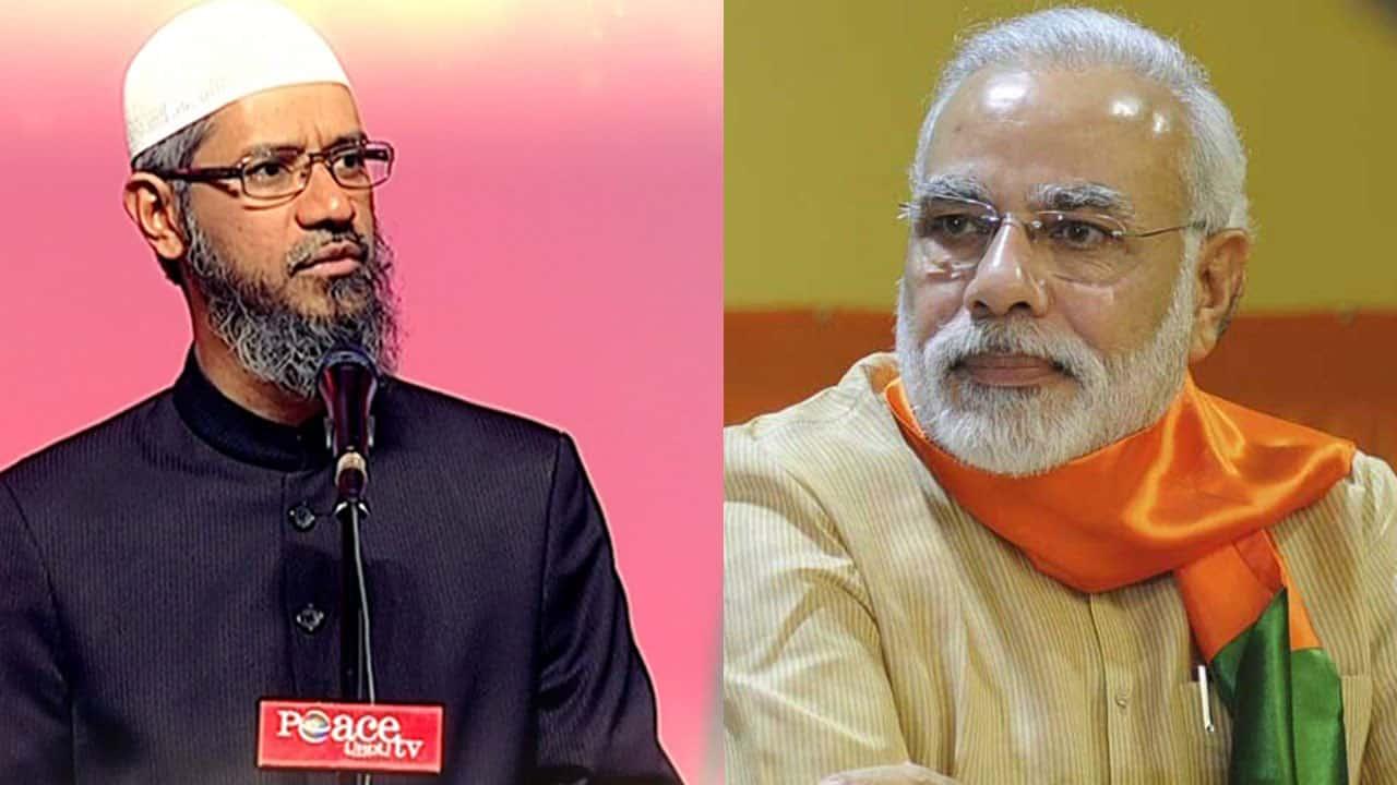 'Anti-Muslim' Modi govt's ban on IRF politically motivated: Zakir Naik