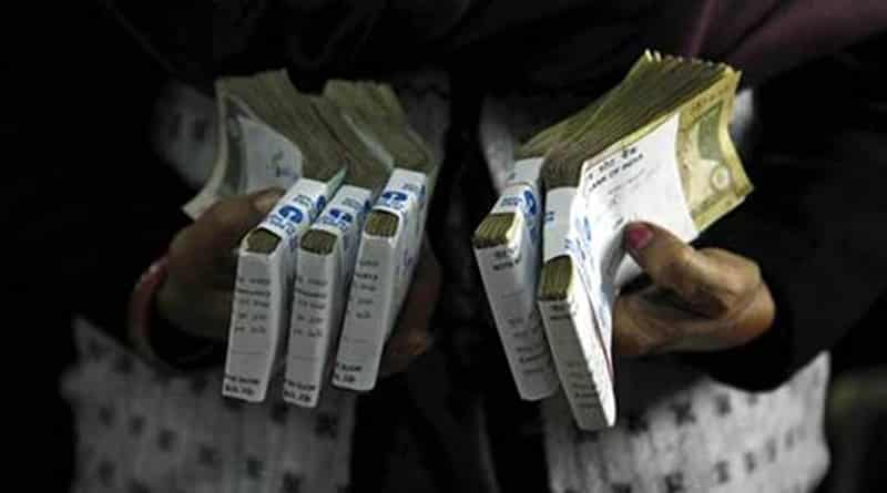 Scrapped notes worth Rs 10 crores seized from trader
