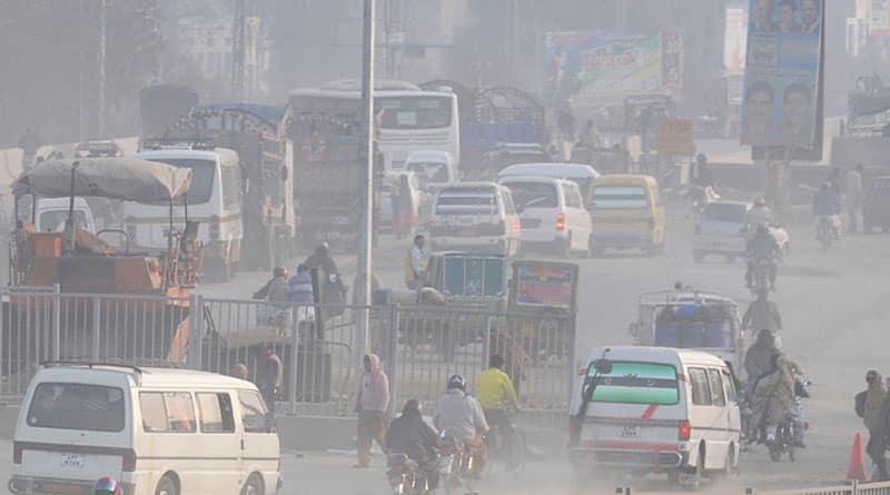 India sending its toxic smoke to Pakistan, Claims Pak media
