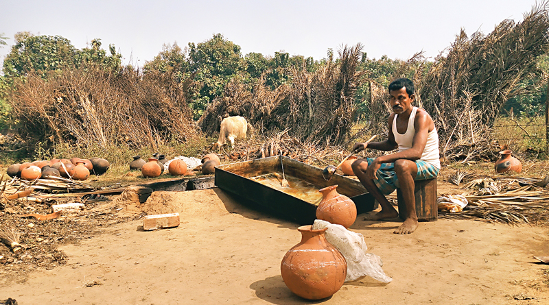 Winter Has Come, Patali And Khejur Gur Making Is In Hurry