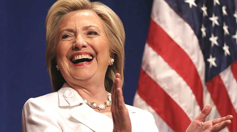 FBI gives cleanchit to Hillary before polls