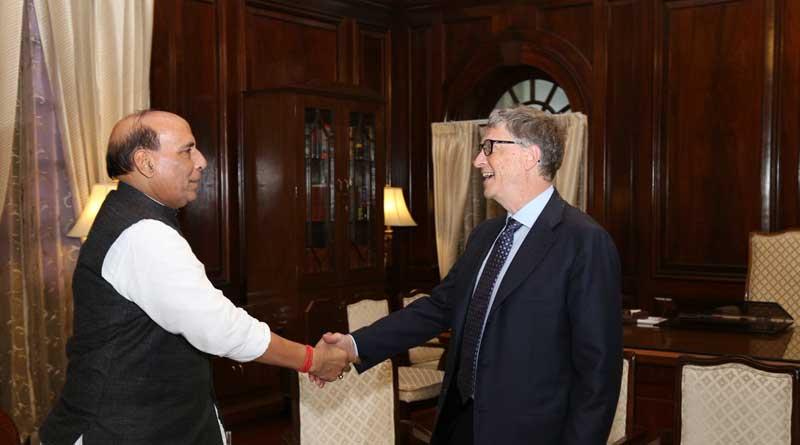 Bill Gates backs demonetisation, said it's worth the pain
