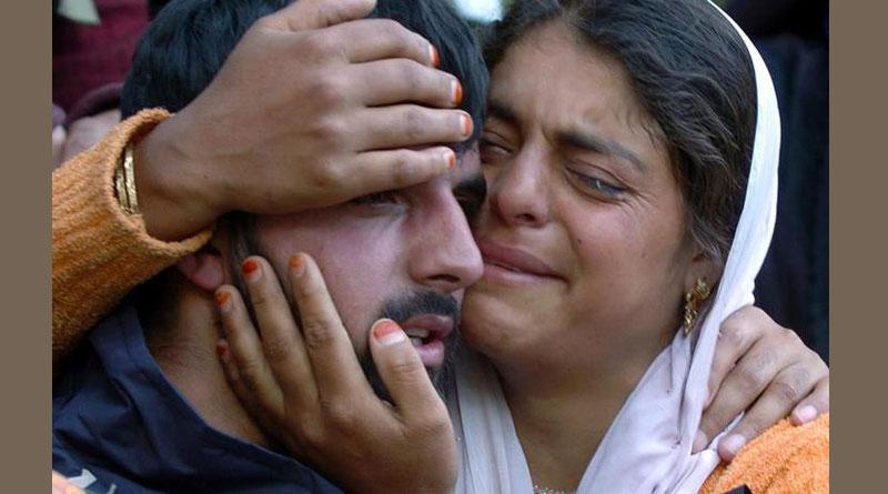 Terrorist Surrenders after mother's emotional appeal