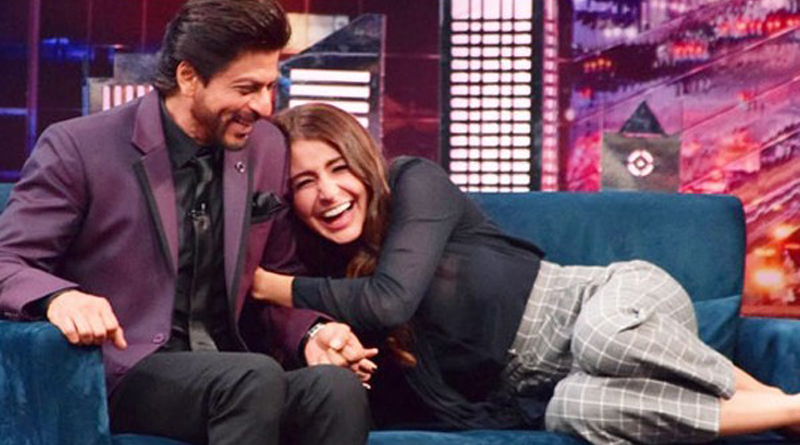 Shah Rukh Khan Has A Request For Anushka Sharma – And It's Pretty Funny
