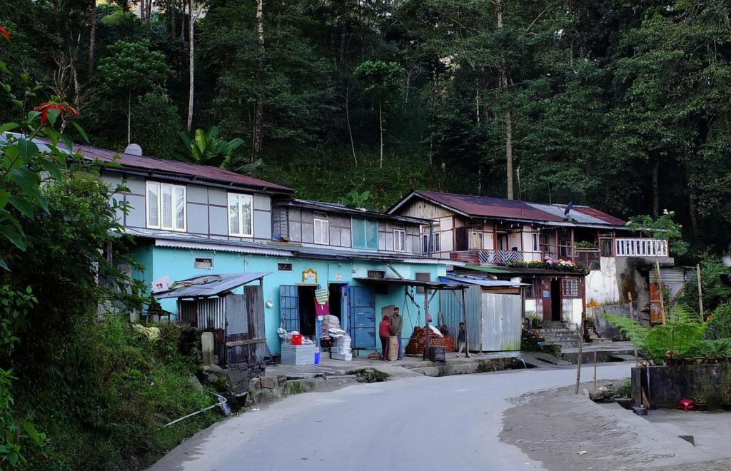 sikkim_houses