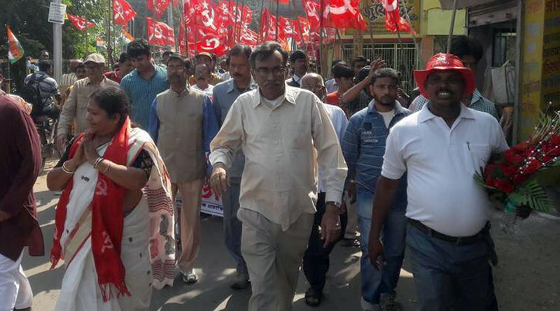 CPIM strongly condemns the attack by TMC workers on cpim west bengal State Secretary SurjyaKanta Mishra