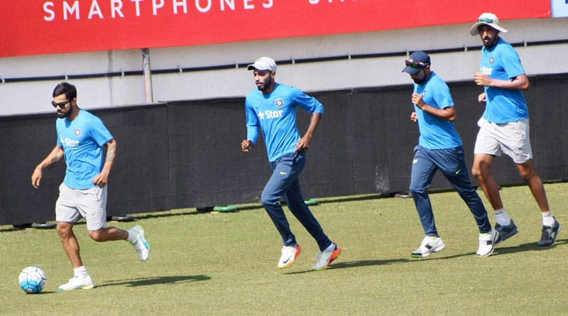 India vs England first test preview at Rajkot