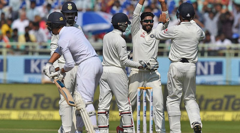 India vs England 2nd test 3rd day result