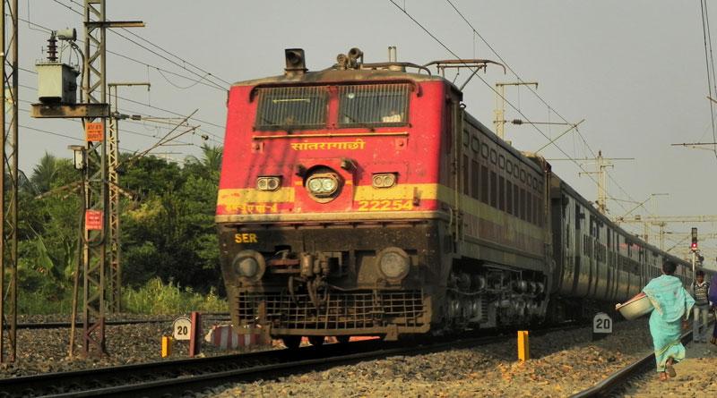 Person Threw banned notes from Aranyak Express near Salboni