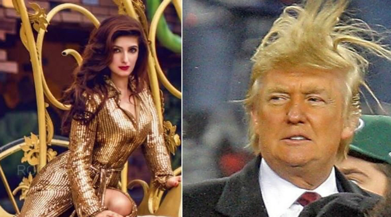Twinkle Khanna Tweets About Donald Trump