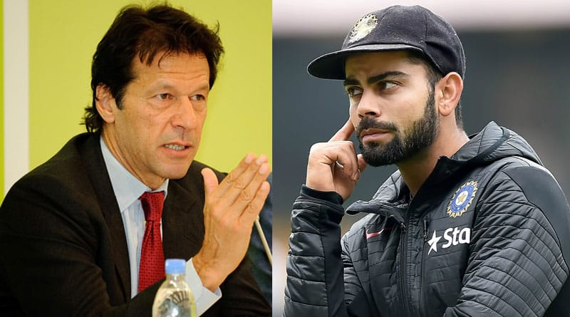 Imran Khan said Virat Kohli is better than Sachin Tendulkar