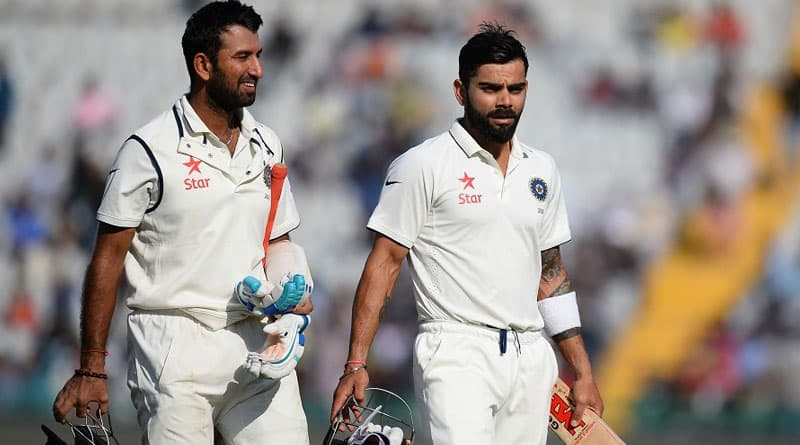 India vs England 3rd test day 2 result