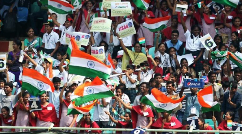 Free entry for fans on 1st day of Ind vs Eng 2nd Test in Vizag