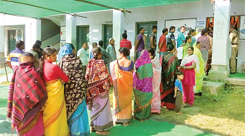 Bengal bypolls to be held under shadow of demonetisation