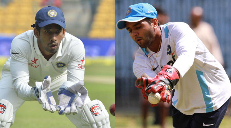Parthiv Patel replaces Wriddhiman Saha in India-England 3rd Test