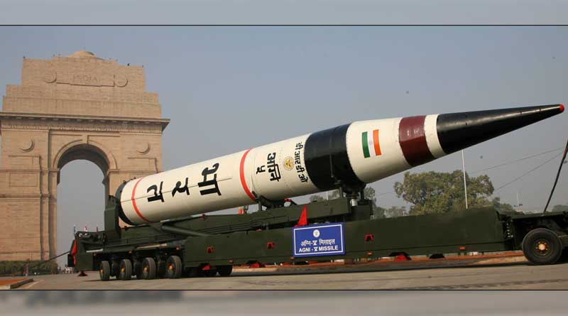 India gears up for final test of nuclear-capable Agni-V