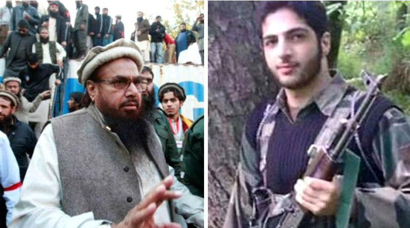 Days before his killing, Burhan Wani spoke to LeT chief