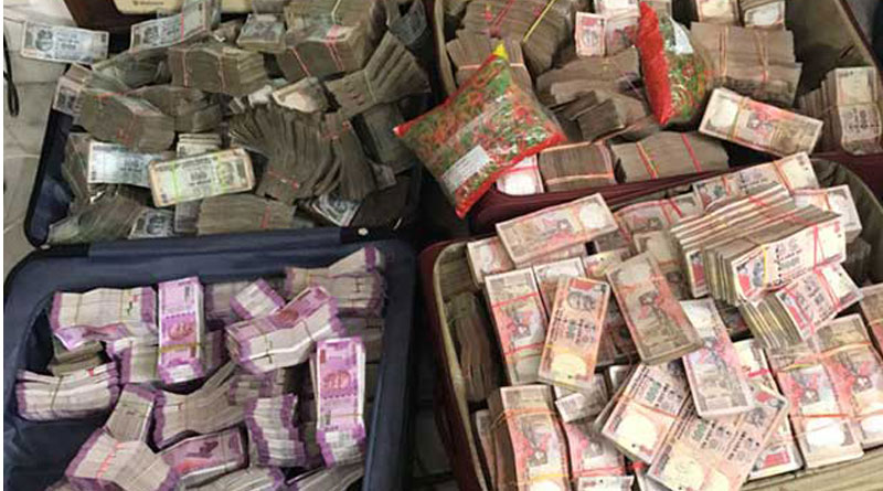 Over 13 Crores Seized In Raid On Law Firm In Delhi