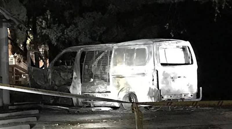 Car bomb hits Australian capital canberra