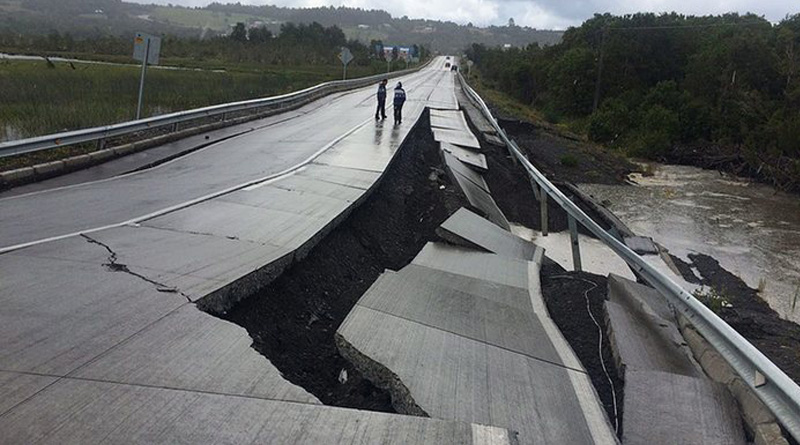Chile jolted by major 7.6-magnitude earthquake