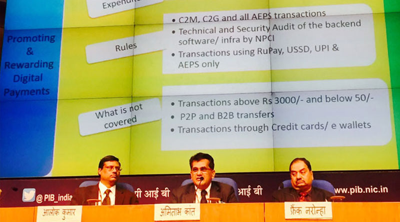 You can get 1 crore, if you use digital transactions