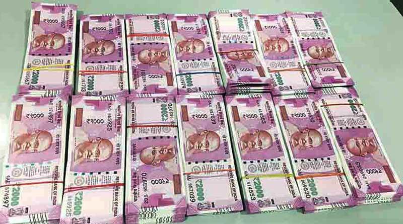 10.50 crores seized from Tea Seller turned Financier in Gujarat
