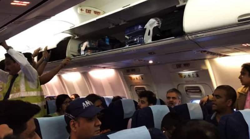 Jet Airways power play