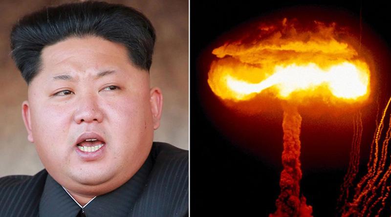 N Korea's Kim rattles nuke sabre against US