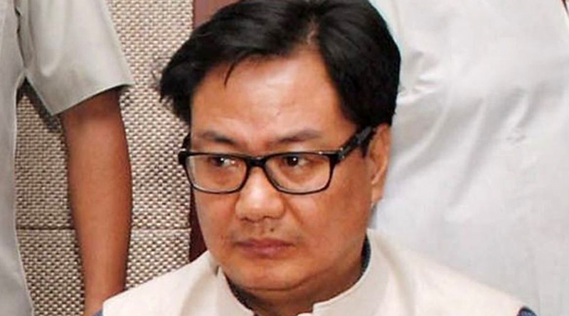 Rijiju is not involved in scam, claims BJP